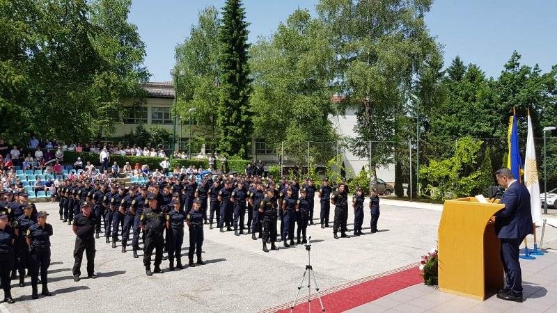 Federacija BiH dobila 186 novih policajaca