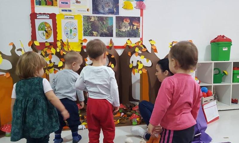 Počela realizacija projekta renoviranja dječijeg vrtića Poletarac u Tuzli