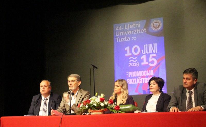 """Tribinom """"Povelja Kulina bana: 1189 – 2019."""" počeo 24. Ljetni univerzitet u Tuzli"""