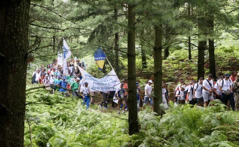 Učesnici krenuli na ovogodišnji Marš mira