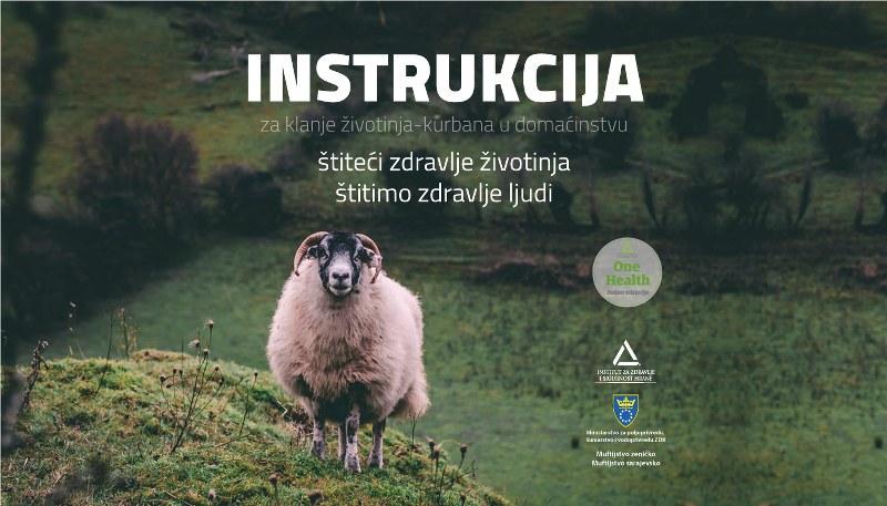 INZ: Instrukcija za klanje životinja-kurbana u domaćinstvu