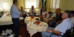 U GO SDA Tuzla održan prijem u povodu Kurban bajrama