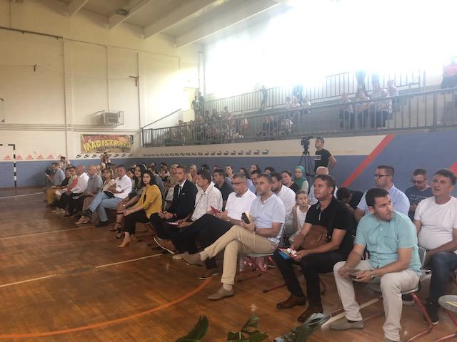 Energetski obnovljena Druga osnovna škola Srebrenik