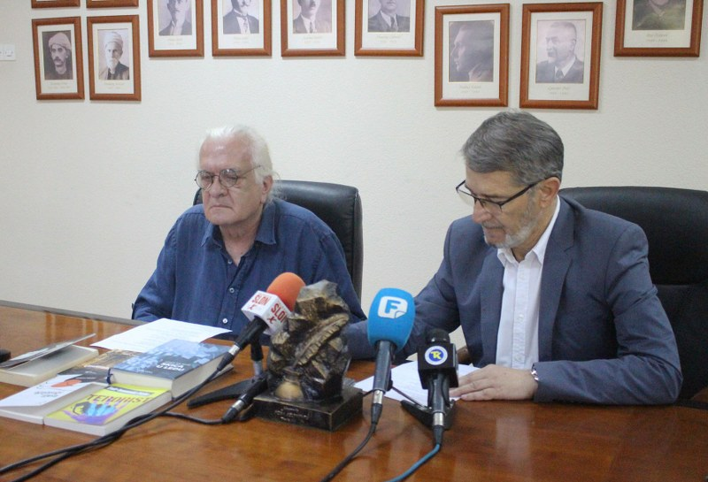 Cum grano salis : Pet romana ušlo u uži izbor za Nagradu Meša Selimović