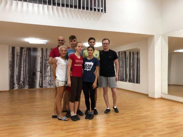 Uspjeh u Tuzli: Centar za ples i rekreaciju drži treninge svjetskim prvacima!