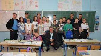 Školski pribor za mališane u Križevićima i Glogovi VIDEO