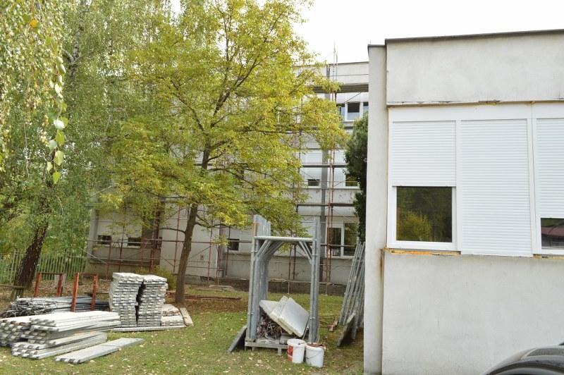 Realizacija projekta fasadne toplinske izolacije na Klinici za dječije bolesti za 90 dana