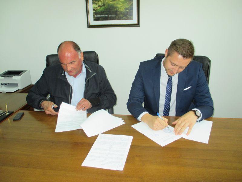 Poptisani ugovori za finansiranje ekoloških projekata u Živinicama