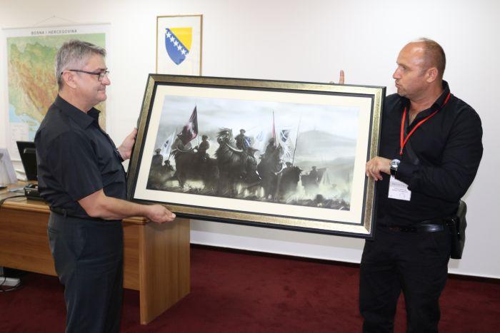 16. septembra otvaranje spomen-obilježja Crnim labudovima u Zavidovićima