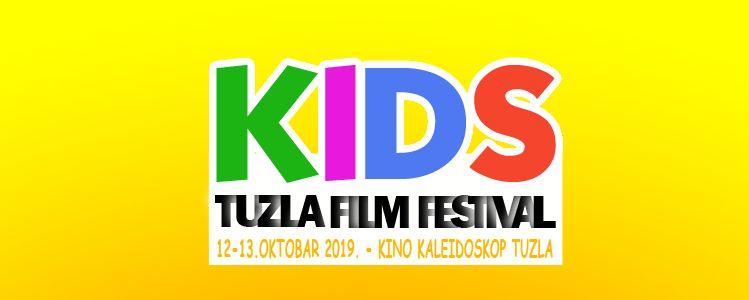 Kino Kaleidoskop:  Kids Tuzla Film Festival 12. i 13. oktobra