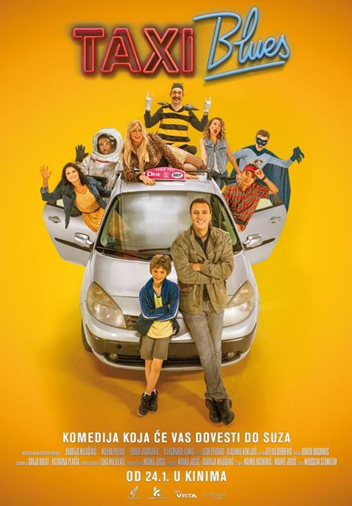 Taxi Blues otvara 8. Tuzla Film Festival