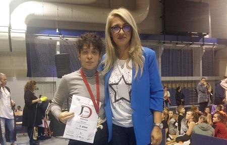 """""""Just Dance Fest"""": Zlatna medalja za Melisu Činić iz Tuzle"""
