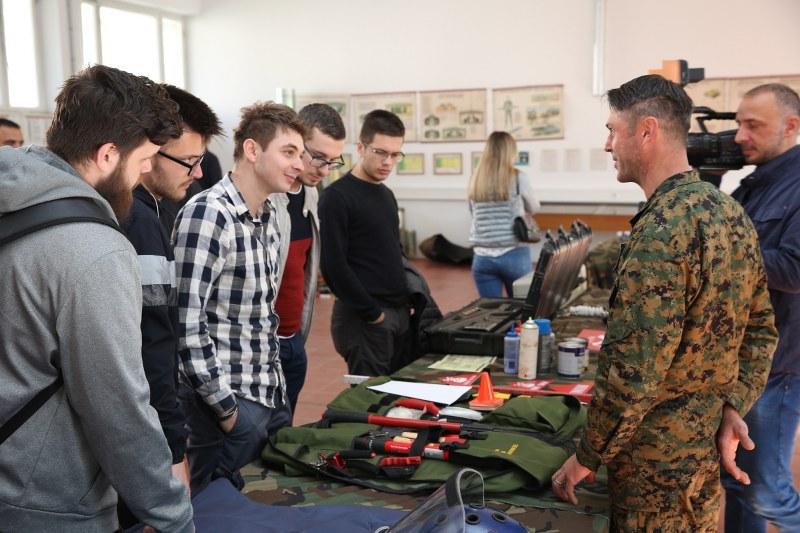 Studenti se upoznali sa sigurnosnim sektorom u Bosni i Hercegovini