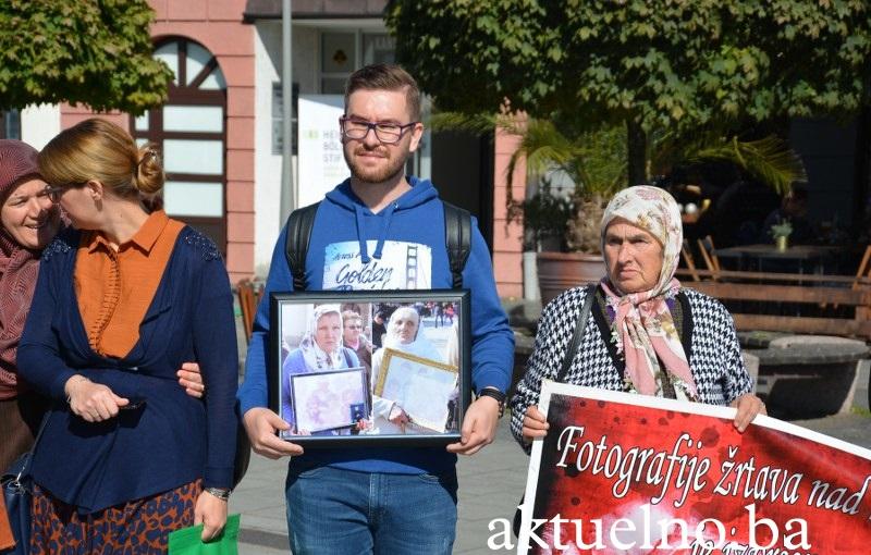 """Nobelova nagrada za književnost Peteru Handkeu je """"So na ranu"""" svakoj majci Podrinja a posebno Srebrenice"""