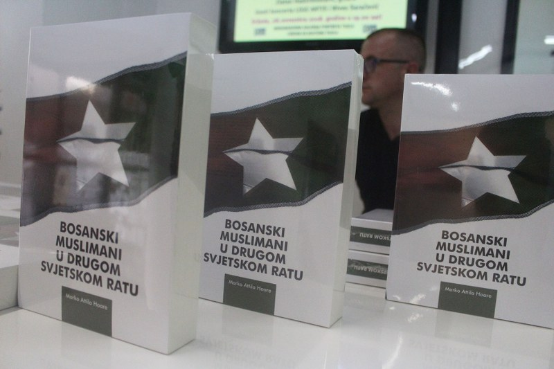 """Održana promocija knjige """"Bosanski muslimani u Drugom svjetskom ratu"""""""
