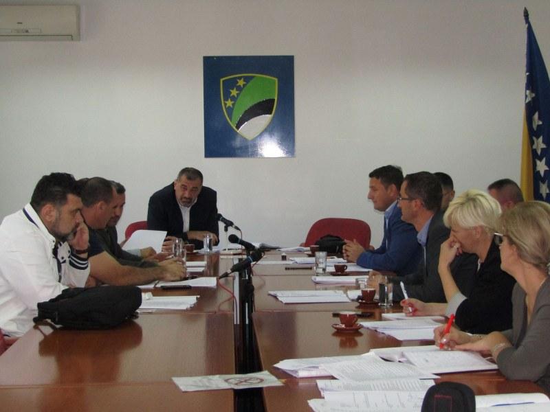 Zakazana 11. sjednica Skupštine Tuzlanskog kantona