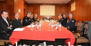 Sastanak Koordinacije direktora FUP-e i direktora/komesara kantonalnih MUP-ova