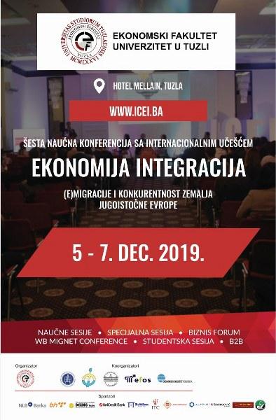 Najava događaja: ICEI konferencija 2019