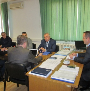 Dogovor o regulaciji korita rijeke Spreče