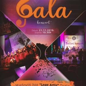 """BKC Živinice: Gala koncertom će u četvrtak biti svečano zatvorena teatarska revija """"Četvrtkom u pozorište"""""""