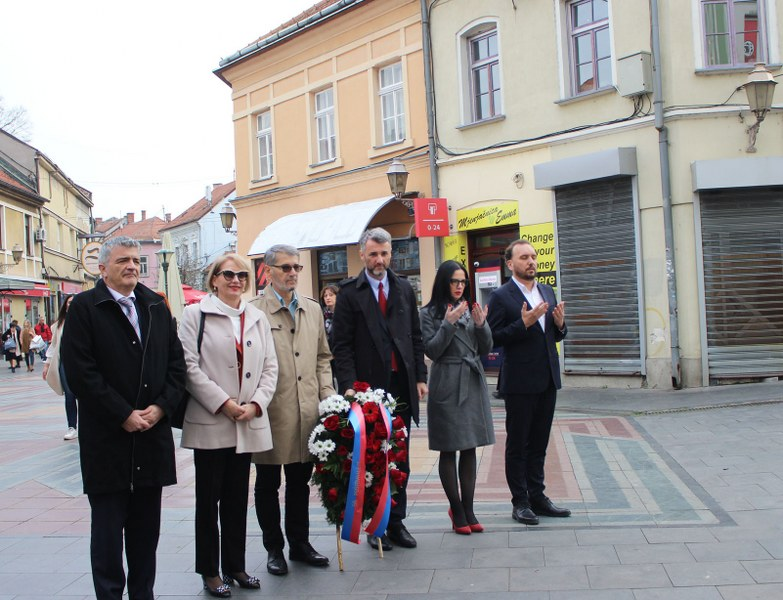 Premijer i članovi Vlade Kantona Sarajevo u posjeti gradonačelniku Tuzle