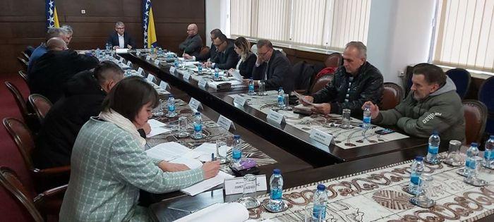 Predstavnici Vlade FBiH i borci kontinuirano prate implementaciju Zakona o pravima demobiliziranih branilaca
