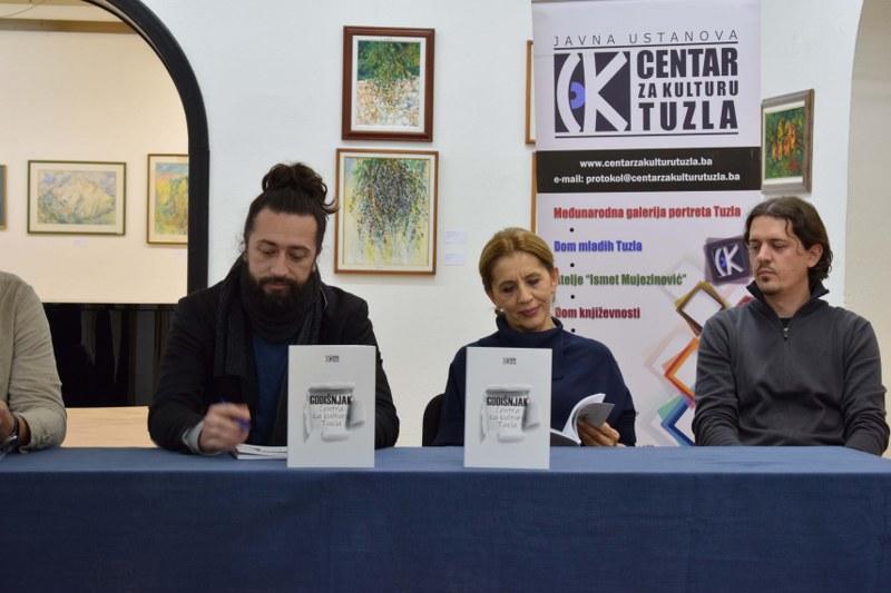 Predstavljen prvi broj Godišnjaka JU Centar za kulturu Tuzla
