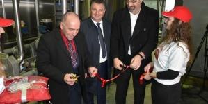 Premijer Tulumović pustio u pogon novo postrojenje u Tuzlanskoj pivari