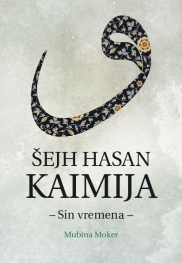 Najava promocije knjige Šejh Hasan Kaimija – sin vremena