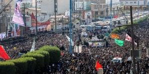 Tijelo generala Sulejmanija stiglo u Iran