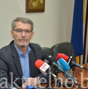 Gradonačelnik Imamović: Tuzla je bila i ostat će najvjerniji čuvar vrijednosti koje se slave Devetoga maja