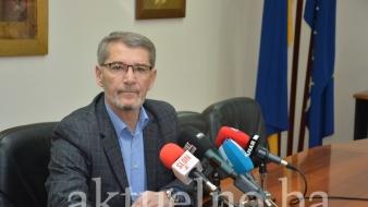 Gradonačelnik Tuzle: Pozivam Parlament Federacije BiH da sjednicu održi u Tuzli