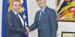 Gradonačelnik Tuzle upriličio prijem za ambasadora Republike Sjeverne Makedonije
