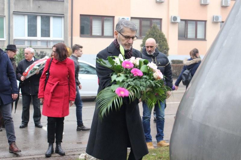 U Tuzli obilježen Međunarodni dan sjećanja na žrtve Holokausta