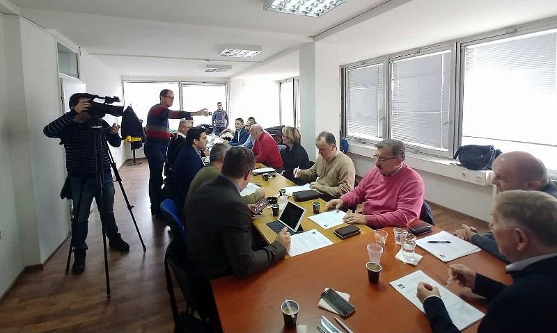 Održana 4. redovna sjednicaPredsjedništva Pokreta socijalne pravde i demokracije (SPD-a)