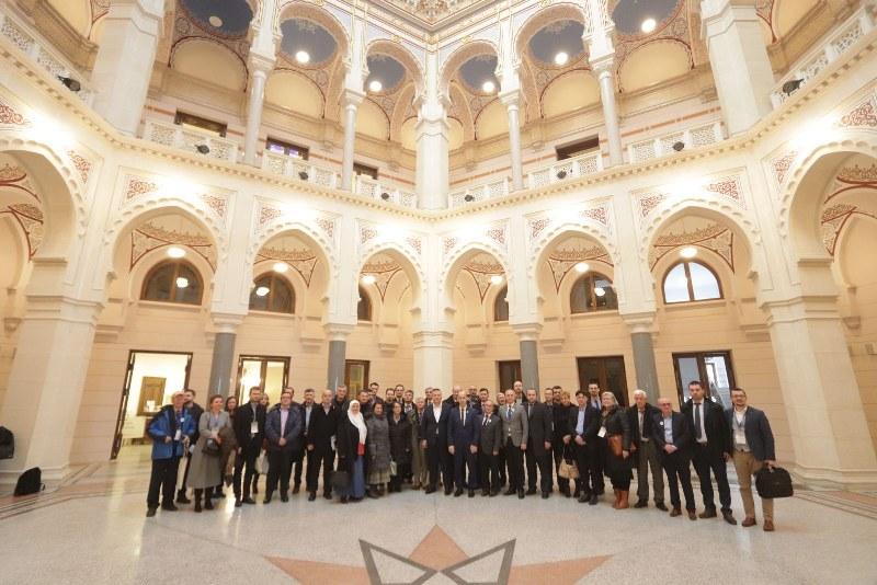 """Međunarodna naučna konferencija: """"Pravne i političke posljedice Deklaracije o proglašenju Republike srpskog naroda Bosne i Hercegovine 9. januara 1992. godine"""", 8-9. januar/siječanj 2020."""
