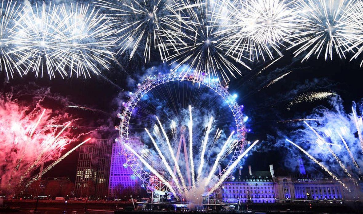 Novogodišnje slavlje širom svijeta