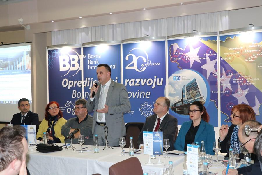 Više od 200 privrednika na poslovnoj konferenciji BBI VIP biznis kluba u Tuzli