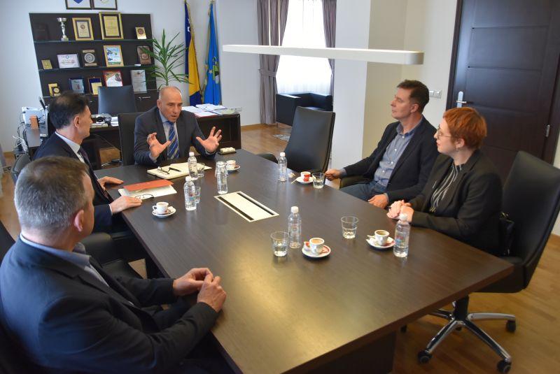 Nastavak uspješne saradnje Vlade TK sa British Council-om u BiH