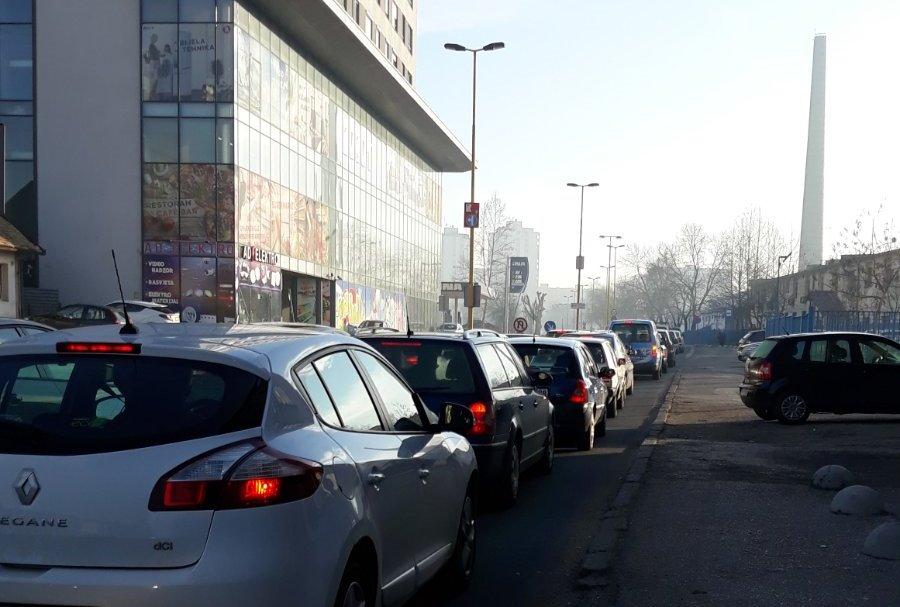 Izmjena režima saobraćaja u Rudarskoj ulici