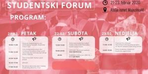 """Studentski forum u Tuzli """"Studentska (ne)solidarnost"""""""