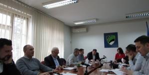 Održana sjednica Kolegija Skupštine Tuzlanskog