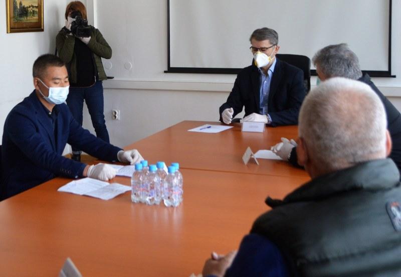 8.500 zaštitnih maski za Grad Tuzlu