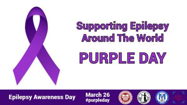 26. mart- Međunarodni dan podrške oboljelima od epilepsije