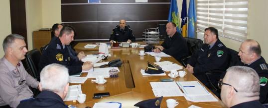Uprava policije: Održan sastanak Štaba za problematiku sa migrantima