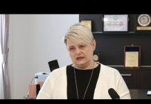 Obraćanje ministrice zdravstva TK Dajane Čolić VIDEO