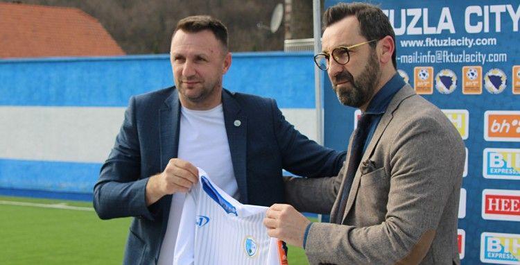 Zlatan Nalić novi šef stručnog štaba Tuzla Cityja