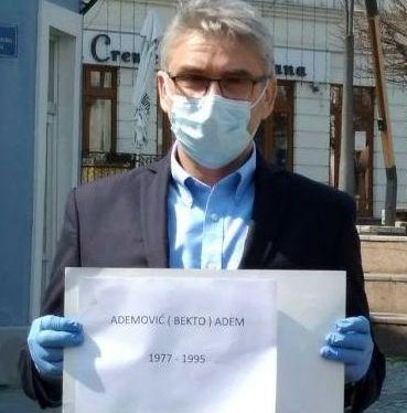 Ministar Bukvarević priključio se online podršci za sve žrtve genocida u nekadašnjoj zaštićenoj zoni Ujedinjenih nacija