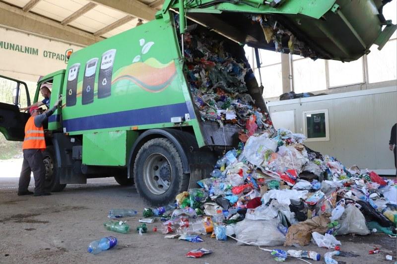 Tuzla reciklira: Građani ozbiljno shvatili razdvajanje otpada