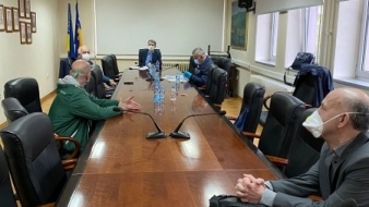 Grad Tuzla: Radijatori ostaju topli